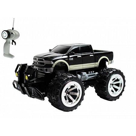 Автомобиль на радиоуправлении - DODGE RAM (черный, 1:18), AULDEY (LC226030-0)