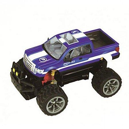 Автомобиль на радиоуправлении - FORD F-150 XLT (синий, 1:28), AULDEY (LC297040-6)