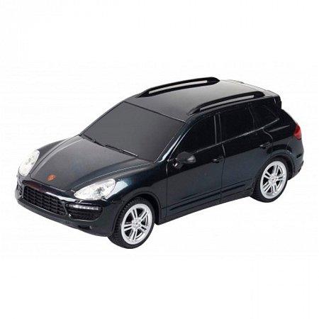 Автомобиль на радиоуправлении Porsche Cayenne Turbo (1:18, черный), JP383, черная, 28318-3