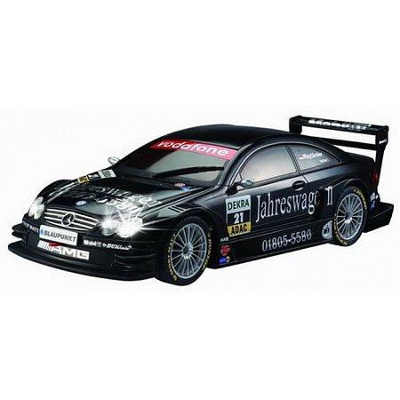 Автомобиль радиоуправляемый - AMG-MERCEDES CLK DTM (черный, 1:28), Auldey LC296610-0