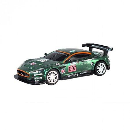 Автомобиль радиоуправляемый - ASTON MARTIN DB9R9 (зеленый, 1:28), Auldey LC296830-5
