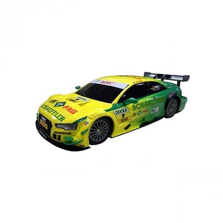 Автомобиль радиоуправляемый - AUDI A5 DTM (желтый, 1:16), Auldey LC258720-4