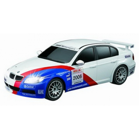 Автомобиль радиоуправляемый - BMW 320SI WTCC (белый, 1:16), Auldey LC258660-9