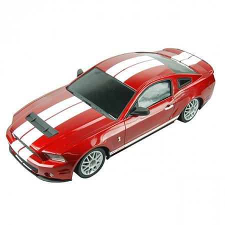 Автомобиль радиоуправляемый - FORD-MUSTANG SHELBY GT500 (красный, 1:16), Auldey LC258870-2