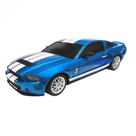 Автомобиль радиоуправляемый - FORD-MUSTANG SHELBY GT500 (синий, 1:16), AULDEY (LC258870-6)