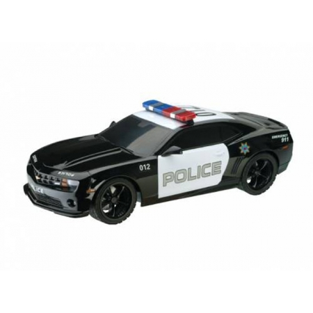 Автомобиль XQ на р/у Camaro Police Car 1:18, XQRC18-11PAA