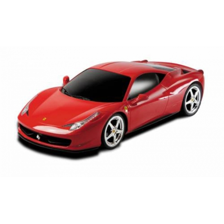 Автомобиль XQ на р/у Ferrari 458 1:18, XQRC18-9AA