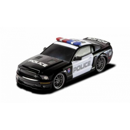 Автомобиль XQ на р/у Ford GT500 Police Car 1:18, XQRC18-4PAA