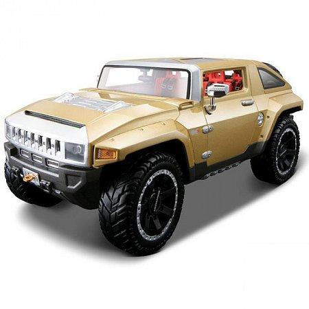 Автомодель (1:18) 2008 HUMMER Hx Concept (песчанный металлик). Maisto 36171 met. sand