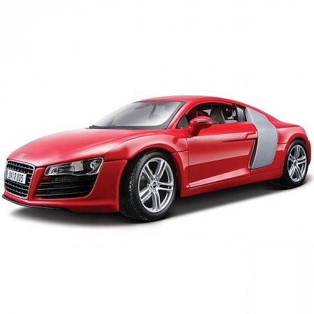 Автомодель (1:18) Audi R8 (красный). Maisto 36143 red