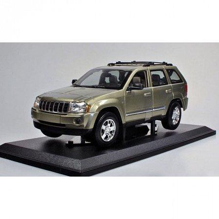 Автомодель (1:18) Jeep Grand Cherokee (светлый хаки). Maisto 31119 lt. Khaki