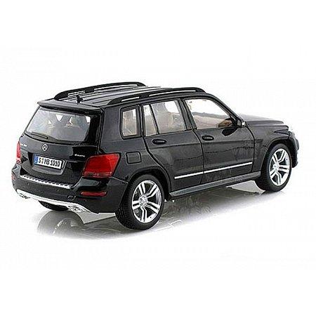 Автомодель (1:18) Mercedes-Benz GLK чёрный, Maisto 36200 black