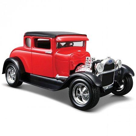 Автомодель (1:24) 1929 Ford Model A. Maisto 31201 red