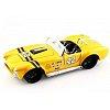 Автомодель (1:24) 1965 Shelby Cobra 427 жёлтый - тюнинг, Maisto 31325 yellow