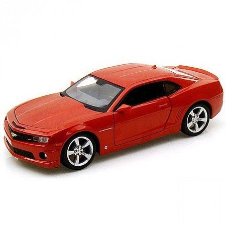 Автомодель (1:24) 2010 Chevrolet Camaro SS RS (оранжевый металик), Maisto 31207MO