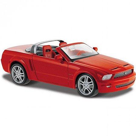 Автомодель (1:24) Ford Mustang GT Concept convertible. Maisto 31970 met. red