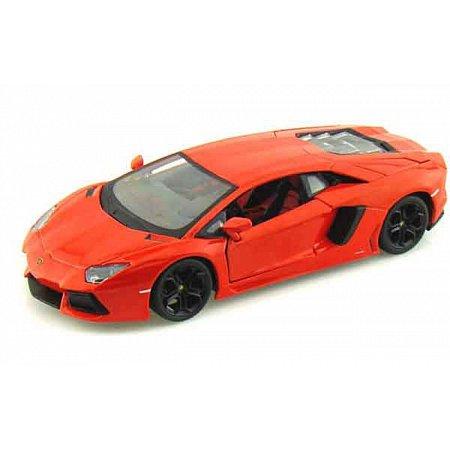 Автомодель (1:24) Lamborghini Aventador LP700-4 оранжевый металлик, Maisto 31210 met. orange