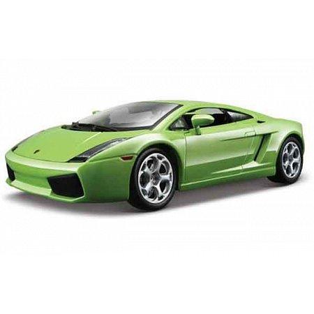 Автомодель (1:24) Lamborghini Murcielago зелёный металлик, Maisto 31238 green