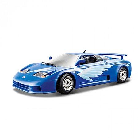 Автомодель Bburago - BUGATTI EB 110 (синий, 1:24), 18-22025