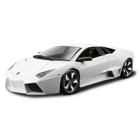 Автомодель Bburago - LAMBORGHINI REVENTON (белый, 1:18), 18-11029W
