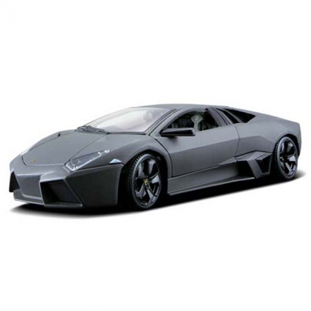 Автомодель Bburago - LAMBORGHINI REVENTON (серый металлик, 1:18), 18-11029GY