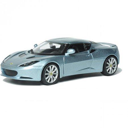 Автомодель Bburago - LOTUS EVORA S IPS (ассорт. желтый, синий металлик, 1:24), 18-21064