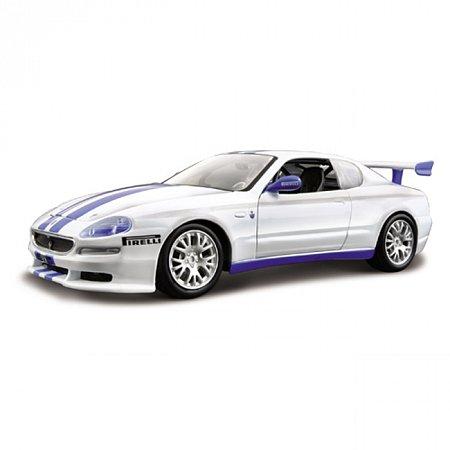 Автомодель Bburago - MASERATI TROFEO (ассорт. бело-синий, бело-красный, 1:24), 18-22097