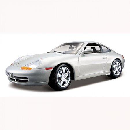 Автомодель Bburago - PORSCHE 911 CARRERA (1997) (красный, 1:18), 18-12060R