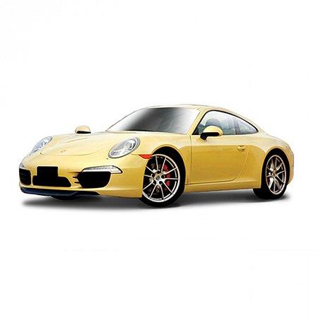 Автомодель Bburago - PORSCHE 911 CARRERA S (ассорт. желтый, коричневый металлик, 1:24), 18-21065