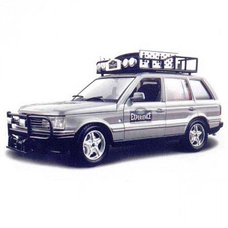 Автомодель Bburago - RANGE ROVER (серебристый, 1:24), 18-22061