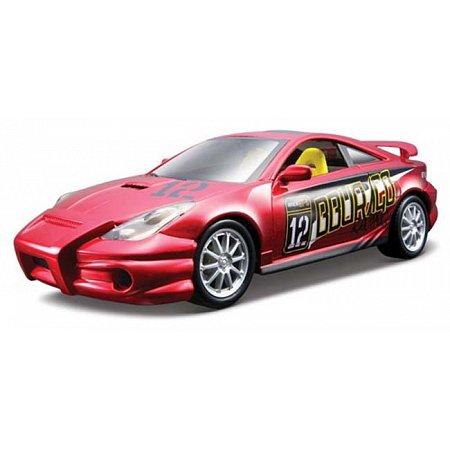Автомодель Bburago - TOYOTA CELICA GT-S (ассорт. светло-красный, белый, 1:24), 18-23007