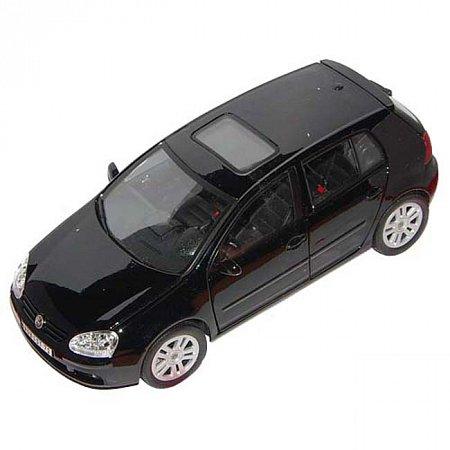 Автомодель Bburago - VOLKSWAGEN GOLF V (черный, 1:18), 18-11009N