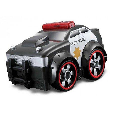 Автомодель на И/К Police Track, Junior (полиция), Maisto 81116