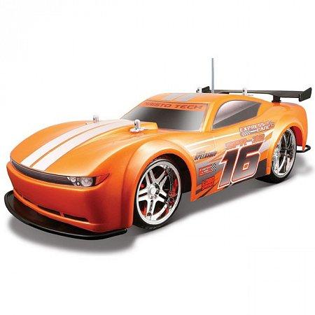 Автомодель на р/у (1:14) Express Lane, Maisto 81200 SPR-32 orange