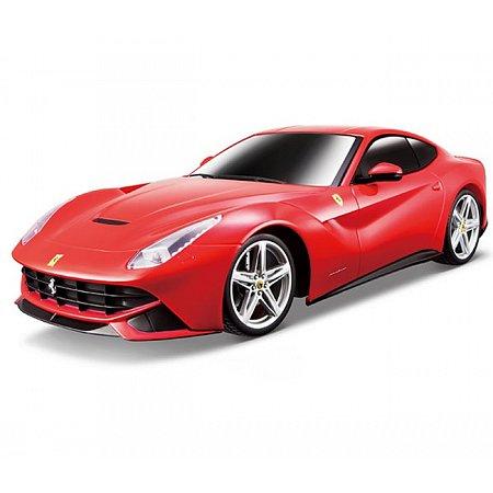 Автомодель на р/у (1:14) Ferrari F12berlinetta красный (6 батар. АА + 2хААА) Maisto 81241 red