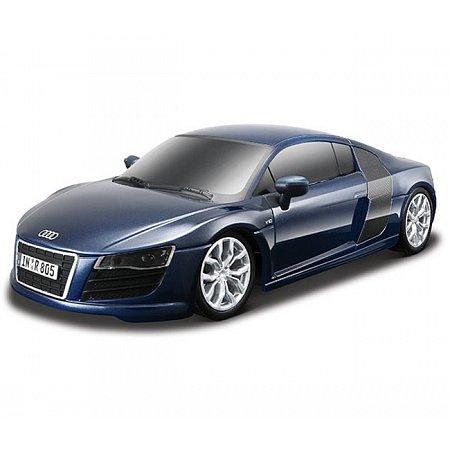 Автомодель на р/у (1:24) 2009 Audi R8 V10 синий, Maisto 81064-A blue