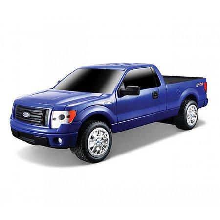 Автомодель на р/у (1:24) 2012 Ford F-150 STX синий, Maisto 81142-A blue