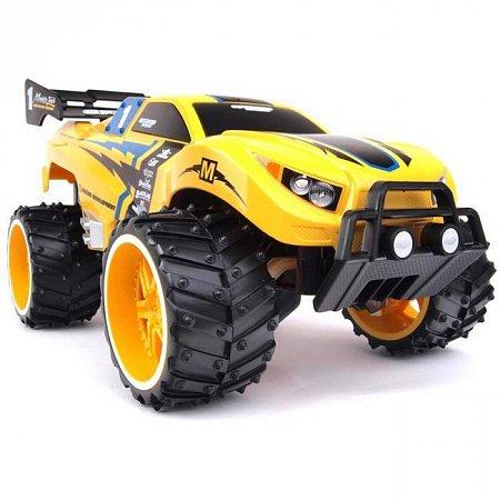 Автомодель на р/у Dune Blaster (желтый), Maisto 81095Y