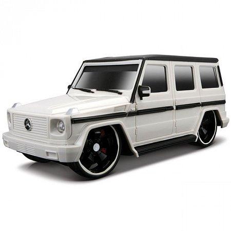 Автомодель на р/у Mercedes-Benz G-Class. Maisto 81051 white
