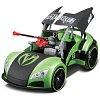 Автомодель-трансформер на р/у Street Troopers Project 66, зелёный, Maisto 81107 green
