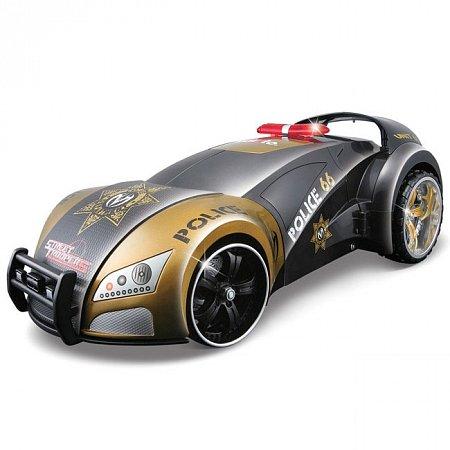 Автомодель-трансформер на р/у Street Troopers Project 66, золотисто-чёрный, Maisto 81107 gold/black
