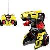 Автомодель-трансформер на р/у Street Troopers Project PT808, жёлтый, Maisto 81108 yellow