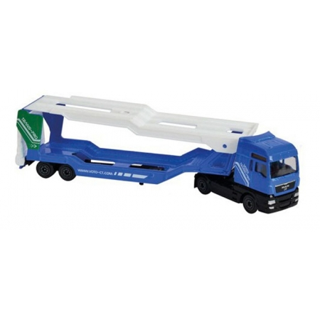 Автотранспортер MAN TGA XXL, 20 см, Majorette, 205 3302-1