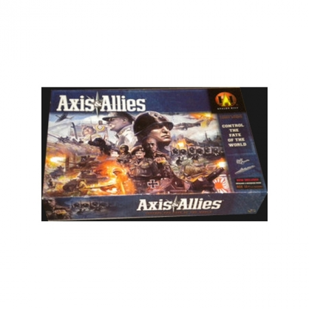 Axis & Allies Boardgame - Настольная игра
