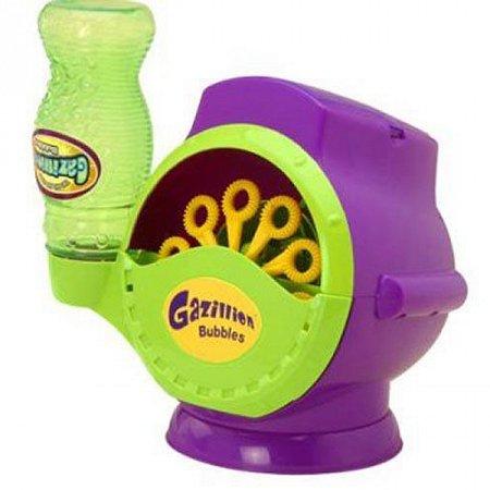 Баббл-машина для выдувания Газиллионовых пузырей, Gazillion (32417)