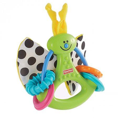 Бабочка, погремушка, Fisher-Price, H9463