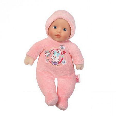 Baby Born First Love - пупс с погремушкой внутри, 30 см, ZAPF, 821091