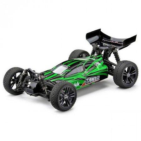 Багги Himoto Tanto E10XB с электродвигателем (зеленый), HIM-E10XBg