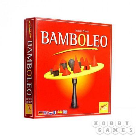 Бамболео (Bamboleo) - Настольная игра для детской компании