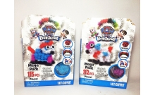 Банчемс - Конструктор липучка Bunchems Magic Puffer Ball, 112 элем + акс, 57203-2